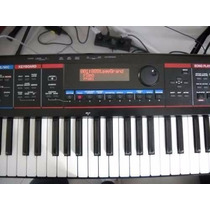 Teclado Sintetizador Roland Juno Di + Pedal + Bag + Midi