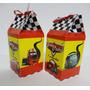 Caixinha De Leite Milk Carros Disney Com 10 Unidades!