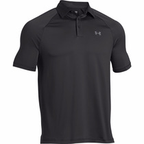 Camisa Polo Under Armour Coldblack Preta