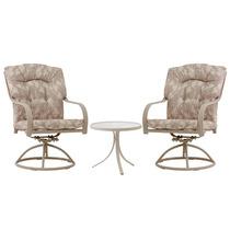 Mesa De Jardim E Varanda Com 2 Cadeiras Mor Ref. 8974
