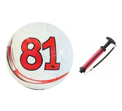 Kit Bola Campo Dalponte 81 + Bomba Penalty Sac + Fr. Grátis 0b34559ff826c