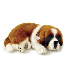 Filhote Perfect Petzzz Cachorro São Bernardo Que Respira