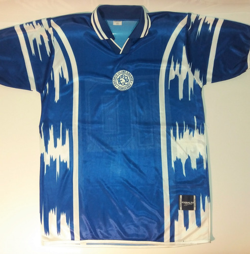 Camisa Ec São Bento  antiga  perfeita  rara  10  sorocaba 005d7e58a0d02