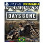 Days Gone Ps4   Original 1 Psn   Português