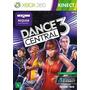 Jogo Dance Central 3 Xbox 360 Ntsc  Midia Fisica Original