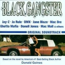 Cd Black Gangster Soundtrack - Usa Jay-z, Ja Rule, Dmx