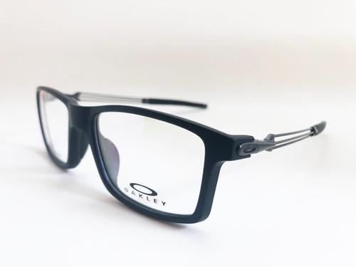 9e8c8ce2d Armação Oculos De Grau Oakley Ox1004 Original Frete Grátis. R$ 198