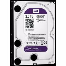 Hd Wd Purple 2tb Wd20purx Hd Interno Western Digital Desktop