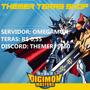 Themer Shop - Dmo Gdmo Omegamon Teras -  Original