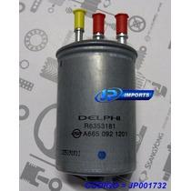 Filtro Combustivel Ssangyong Actyon Kyron Rexton 66509-21201