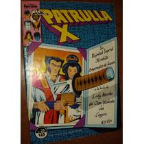 Gibi Super Heróis Marvel Antigo Anos 80 Espanhol X-men