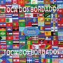 Aplique Bordado Mini Bandeira 3x4,5cm Estados Paises Brasil