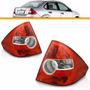 Par Lanterna Fiesta Sedan 2004 2005 2006 2007 2008 2009 2010