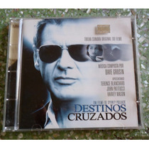 Cd Do Filme Destinos Cruzados - Trilha Sonora.