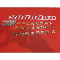 Grampos/fixação/friso/ Dodge Dart-charger-magnum 50grampos