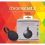 Google Chormecast 2 Original 1080p Hdmi Lacrado Frete Grátis
