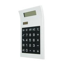 Calculadora De Plástico Com Teclado De Borracha Grande