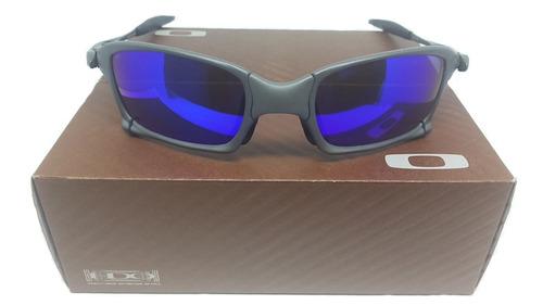 Óculos Oakley Juliet Xxsquared Xmetal Magic Blue Promoção - R  120 ... dab67f618c