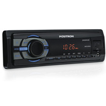 Radio Mp3 Media Player Positron Sp2210 Ub Usb Auxiliar Rca