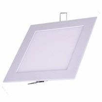 Led Para Embutir 18w Quadrado - Iluminação De Led