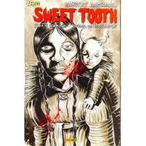 Sweet Tooth 5 Depois Do Apocalipse Habitat Anormal Panini