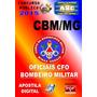 Apostila Concurso Bombeiro Mg Oficiais Cfo Cbm Mg 2015