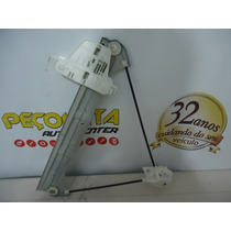 Maquina Vidro Manual Gol G-5 E G-6 Dianteira Esquerdo