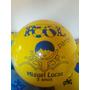 Kit Com 35 Bolas De Vinil Personalizadas Por R$77,00