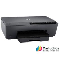 Impressora Hp Officejet Pro 6230e Com Cartucho Recarregável