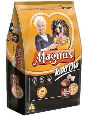 Ração Magnus Todo Dia Para Cães Adultos 25kg