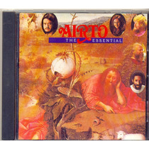 Cd Airto Moreira Natural Feelings + Seeds On The Ground 2em1