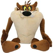 Pelúcia Taz Musical - Looney Tunes - Bbr Toys