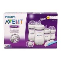 Mamadeiras Philips Avent Natural (pétalas) - Kit 6 Peças