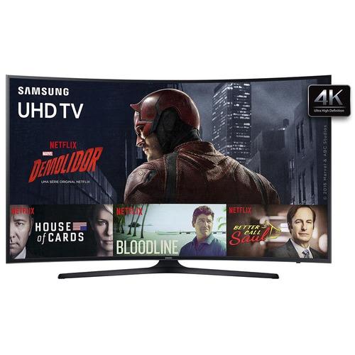Smart Tv 49 Tela Curva Ultra Hd 4k Un49ku6300gxzd - Samsung