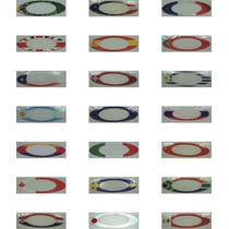 fb406ba17fe97 Adesivos Oakley Italia Resinados Bandeira Paises 12x4cm  à venda em ...