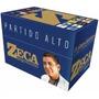 Box Dvd: Zeca Pagodinho Partido Alto (20 Cds)