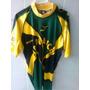 Camisa Seleção Jamaica Autografada Pelo Técnico Renê Simões