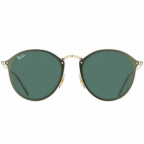 c6636b03e Óculos De Sol Ray Ban Rb3574 Round Blaze Original. R$ 200