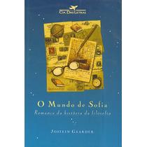 O Mundo De Sofia Jostein Gaarder + O Livro De Enoch