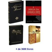 Teologia + 3600 Livros Estudos Biblicos