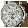 Relógio Suiço Royal Swiss,4 Cronos Funcionais Automático.