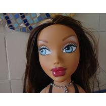 Boneca Negra Madison My Scene Barbie Mattel Gigante 57 Cm