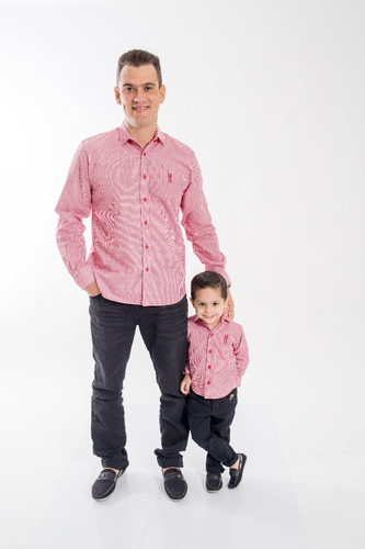 2d6f82ce42 Kit Camisa Social Tal Pai Tal Filho Jackie Chan