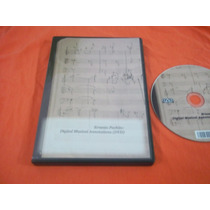 Dvd Ernesto Pachito: Digital Musical Annotations