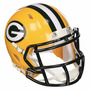 Mini Capacete Riddell Nfl Green Bay Packers
