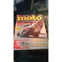 Revista Moto Quatro Rodas Maio 1982