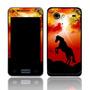 Capa Adesivo Skin377 Samsung Galaxy S2lite Gt-i9070 +kittela