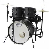 Bateria Acústica Rmv Drums Crossroad Profissional Arabian