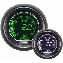 Pressão Combustivel Lcd Digital Eletr 52mm Prosport Verde Br