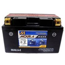 Bateria Moto Moura 8,6 Ref. Yuasa Ytz10s-bs
